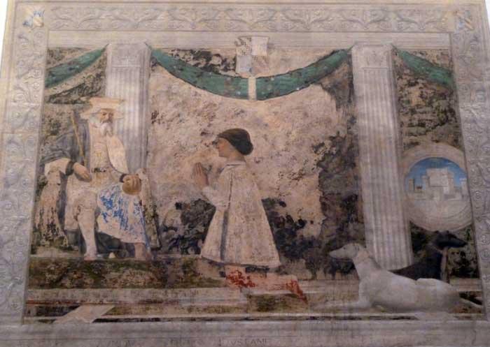 Tempio Malatestiano: l'affresco di Piero della Francesca, tre ragioni per ricollocarlo al suo posto
