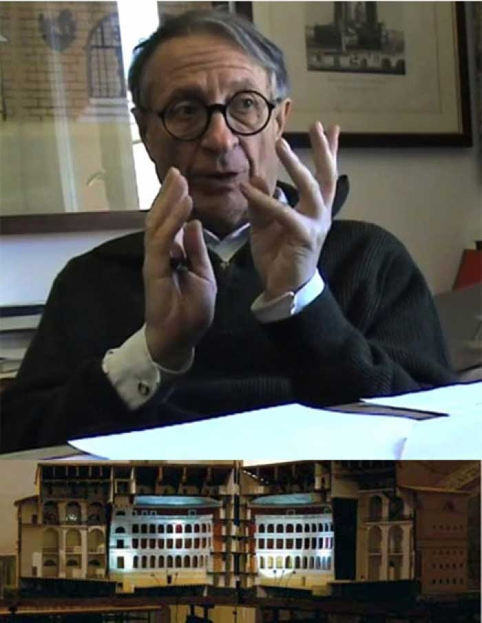 """Rimini 2.0 intervista a Pier Luigi Cervellati: """"Il recupero del Teatro Galli? Uno scempio"""""""