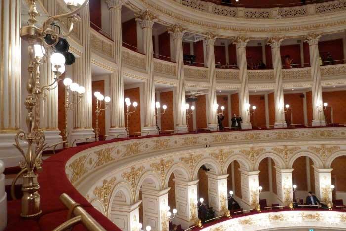 Il Teatro Galli (già Vittorio Emanuele II) finalmente ricostruito è felicemente inaugurato il 28 ottobre 2018